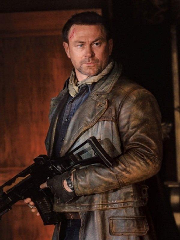 Grant Bowler Defiance Season 3 Joshua Nolan Coat