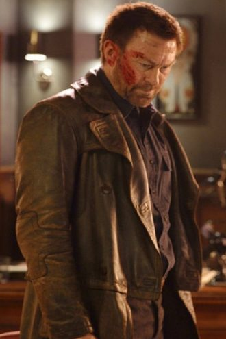 Joshua Nolan Defiance S3 Leather Long Coat
