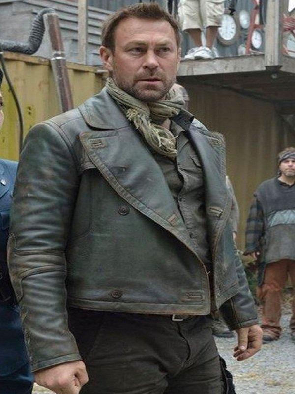 Defiance S3 Joshua Nolan Leather Jacket
