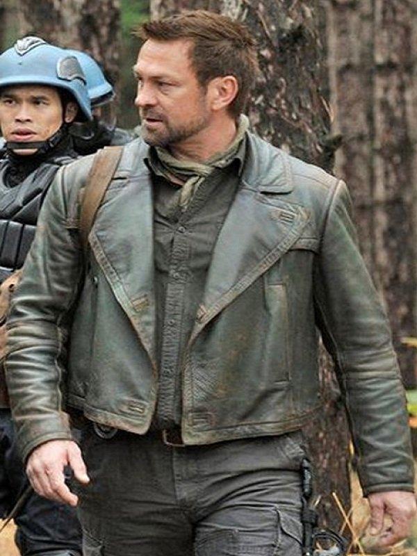Defiance Season 3 Joshua Nolan Jacket