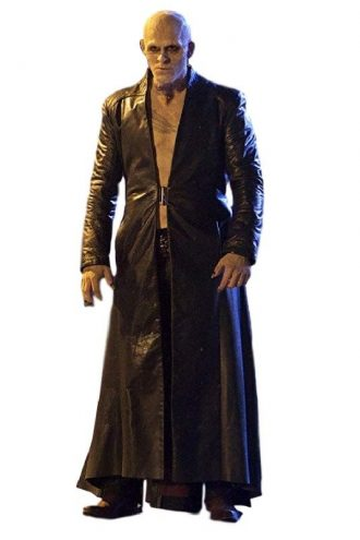Jack Kesy The Strain Gabriel Bolivar Leather Coat