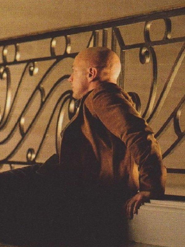 James McAvoy Dark Phoenix Professor Charles Xavier Jacket