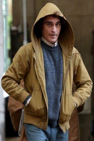 Joaquin Phoenix Arthur Fleck Joker Jacket