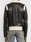 Justin Bieber Stylish Biker Jacket
