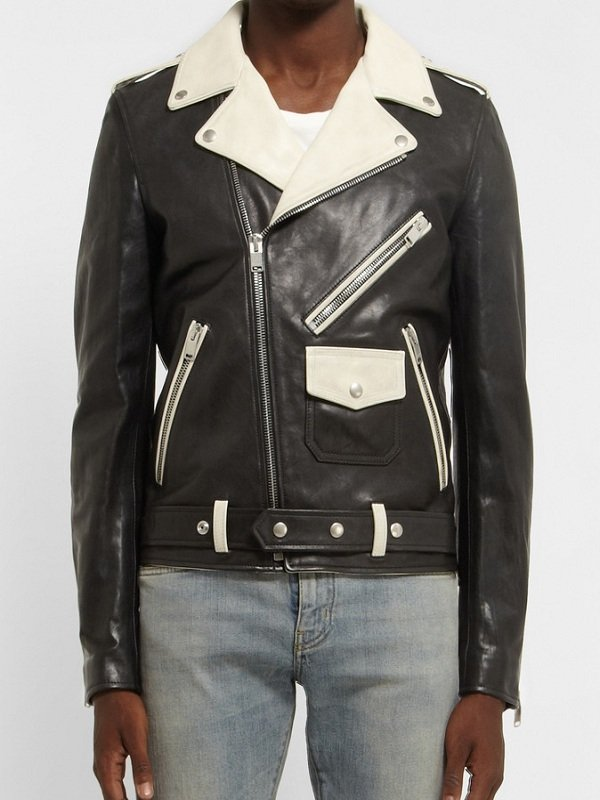 Justin Bieber Stylish Leather Jacket