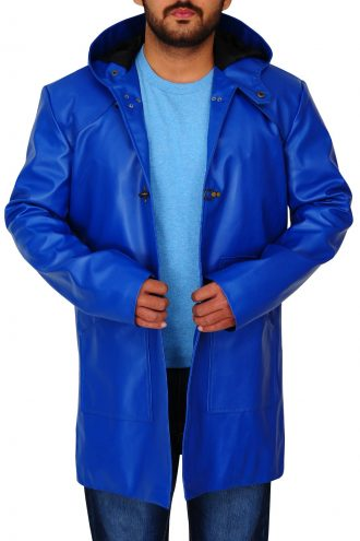 Klaus Baudelaire Rain Coat