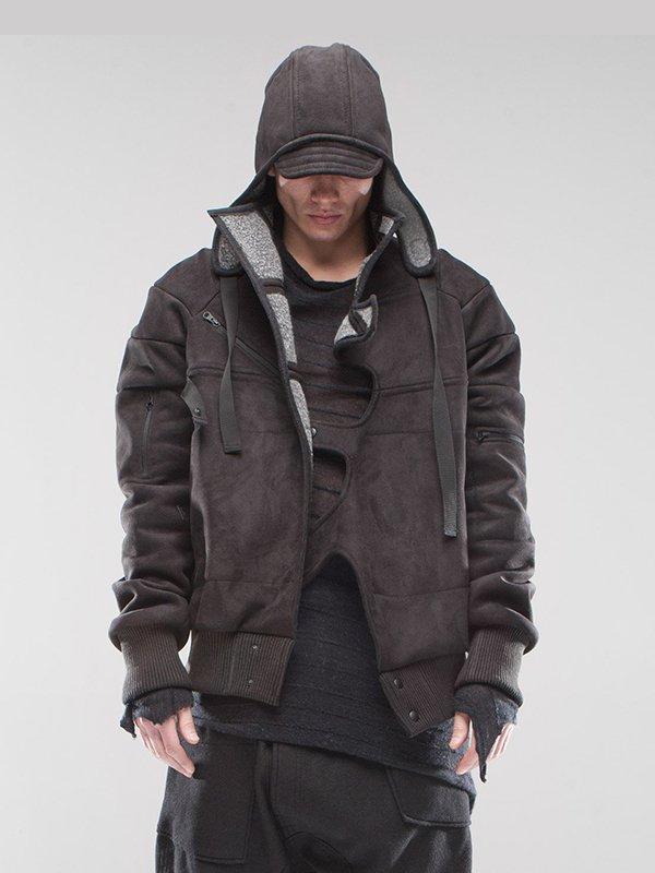 Assassin's Removable Hood Jacket