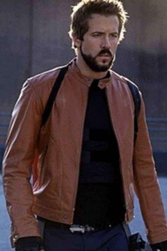 Blade Trinity Hannibal King Brown Jacket