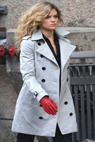 Gotham Season 2 Erin Richards Coat