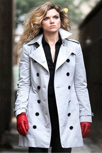 Barbara Kean Gotham Series Trench Coat