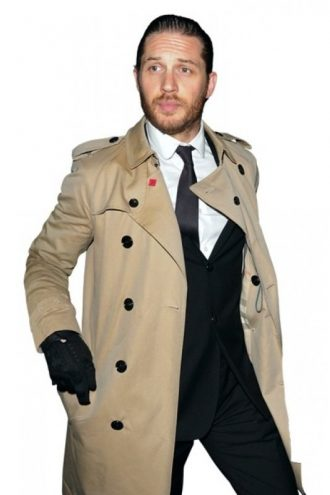 Edge Of Tomorrow Premiere Tom Hardy Stylish Coat
