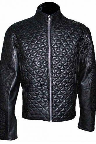 True Blood Season 4 Alexander Skarsgard Leather Jacket