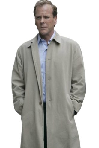 24 Day Kiefer Sutherland Coat