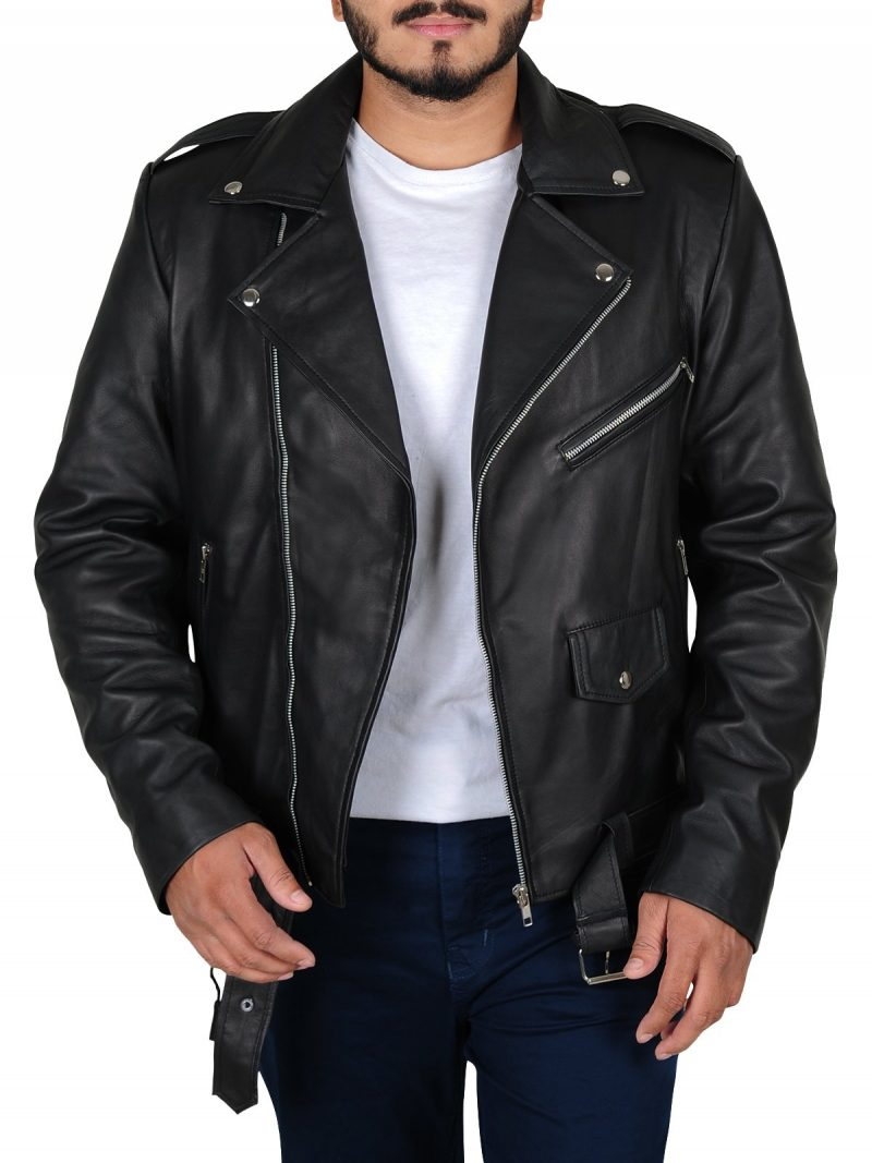 Video Game Fallout 4 Atom Cats Leather Jacket