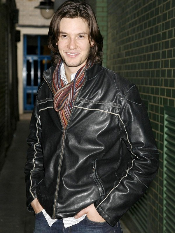 Ben Barnes Stylish Leather Jacket