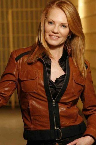Catherine Willows Crime Scene Investigation CSI Jacket