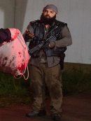 Carlos Aviles The Walking Dead Leather Vest