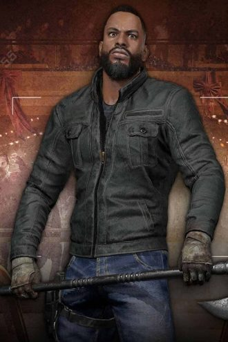 Video Game Dead Rising 4 Isaac Tremaine Jacket