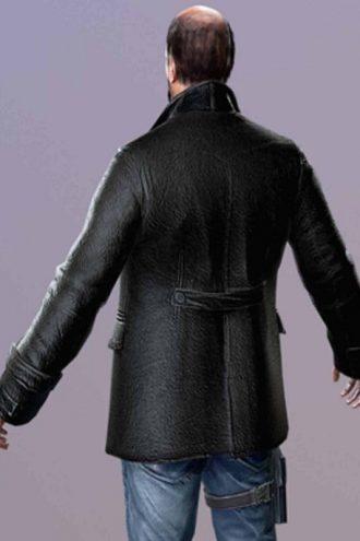 Tom Pickton Dead Rising 4 Leather Coat