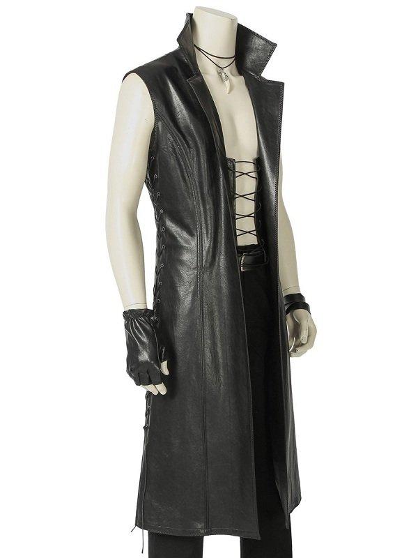 Devil May Cry 5 Kylo Ren Costume Coat