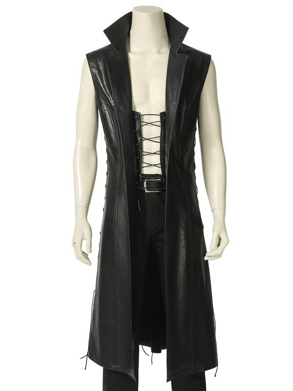 Video Game Devil May Cry 5 Kylo Ren Cosplay Coat