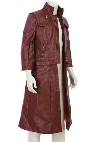 Video Game Devil May Cry 5 Dante Leather Coat