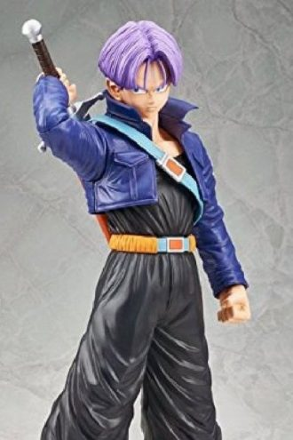 Trunks Cosplay Leather Jacket