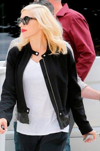 American Singer Songwriter Gwen Renée Stefani Jacket
