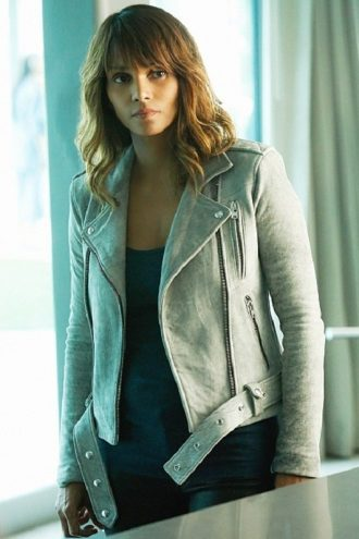 Halle Berry Extant Molly Woods Jacket