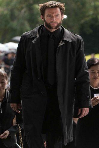 Logan Hugh Jackman Wolverine Coat