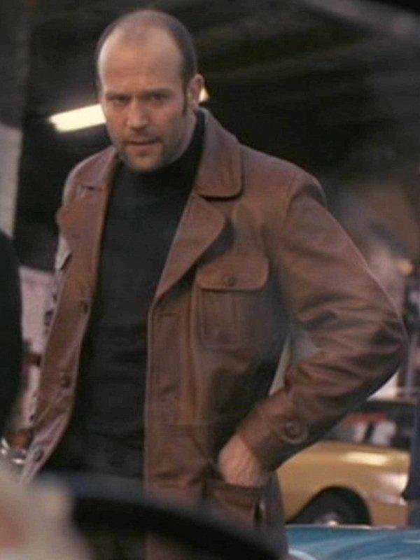The Bank Job Jason Statham Leather Jacket