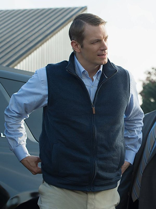 House of Cards Series Will Conway Vest