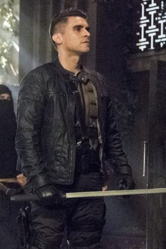 Arrow Series Prometheus Black Jacket