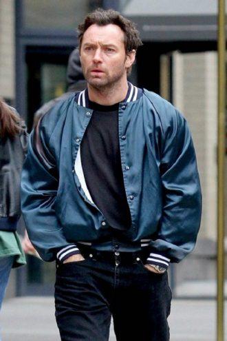Movie Vox Lux Jude Law Jacket