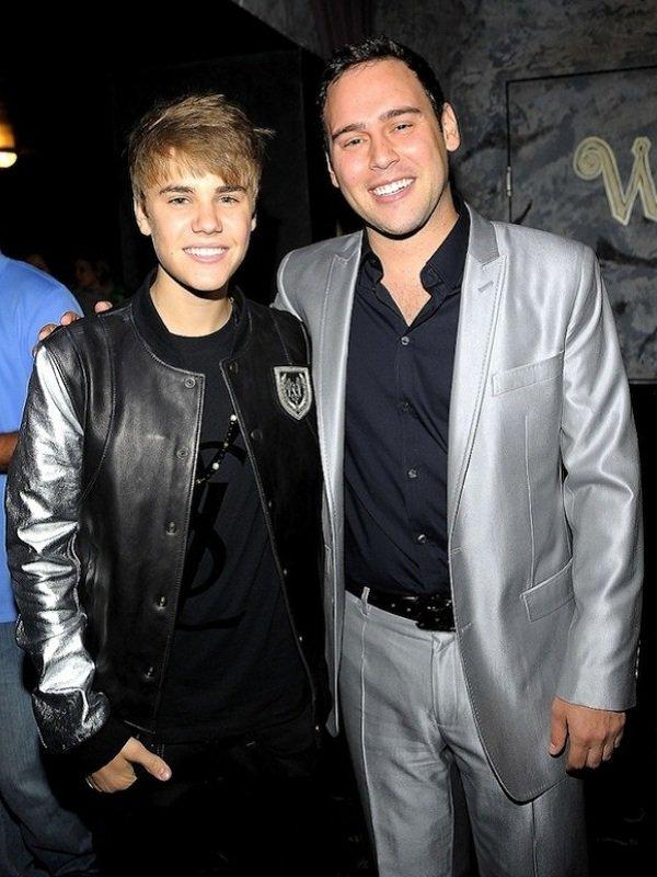 Justine Bieber Balmain Sleeves Jacket