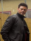 Karl Urban Almost Human Grey Jacket