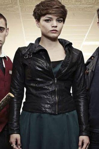 Being Human Alex Biker Leather Jacket