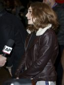 Kayli Carter Private Life Leather Jacket