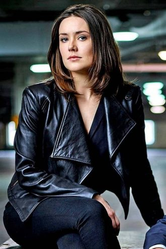 Megan Boone The Blacklist Elizabeth Keen Jacket