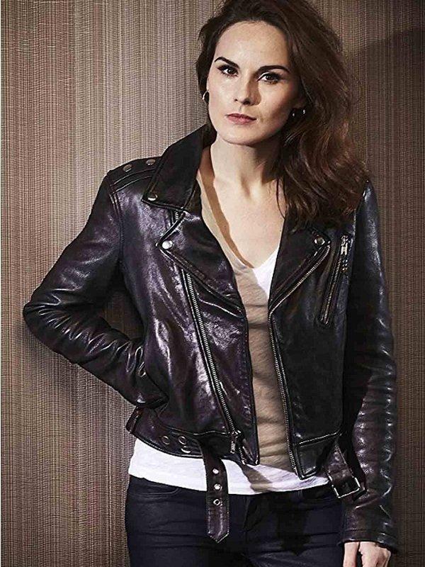 Good Behavior Letty Raines Black Jacket