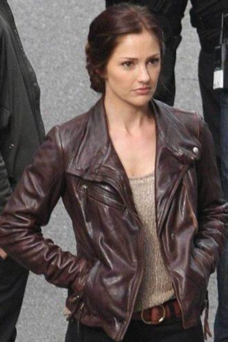 Detective Valerie Stahl Jacket