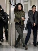 Nez Rowan The Blacklist Redemption Tawny Cypress Jacket