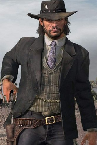 Red Dead Redemption II John Marston Coat