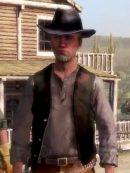 Randall Forrester Red Dead Redemption 2 Costume Vest