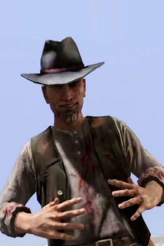 Red Dead Redemption 2 Randall Forrester Costume Vest