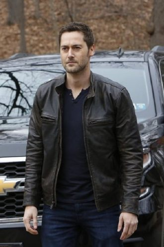 The Blacklist Tom Keen Brown Jacket
