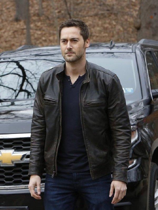 The Blacklist Tom Keen Brown Jacket