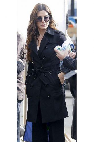 Sandra Bullock Ocean's Eight Set Coat