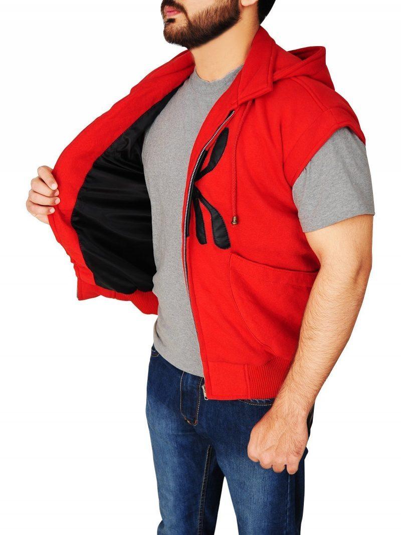 Spiderman Cosplay Hoodie Jacket