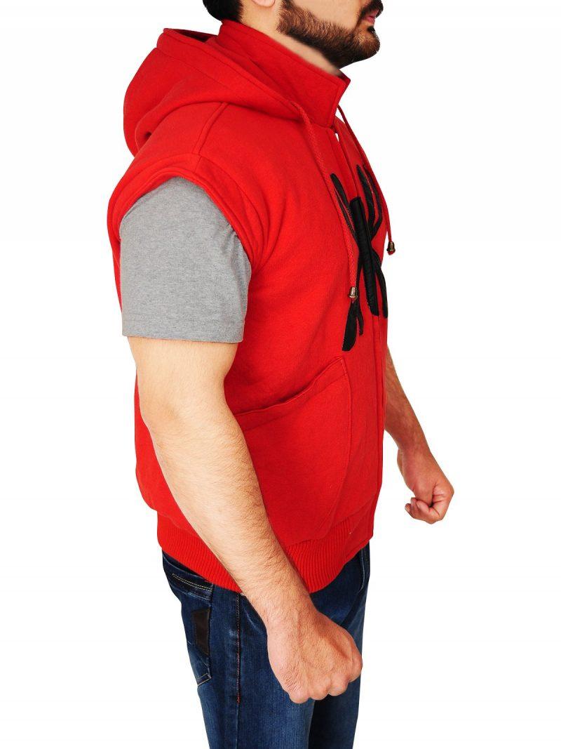 DC Marvel Superhero Spiderman Costume Hoodie Jacket
